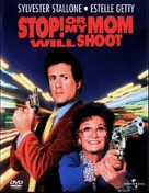 Stop Or My Mom Will Shoot - DVD movie cover (xs thumbnail)