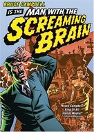 Man with the Screaming Brain - poster (xs thumbnail)