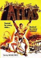Atlas - DVD movie cover (xs thumbnail)
