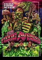 The Toxic Avenger - German Blu-Ray cover (xs thumbnail)
