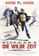 Après mai - German Movie Poster (xs thumbnail)