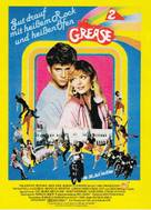 Grease 2 - German Movie Poster (xs thumbnail)