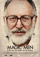 Magic Men - Israeli Movie Poster (xs thumbnail)