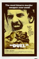 Duel - Theatrical movie poster (xs thumbnail)