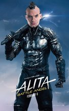 Alita: Battle Angel - Indian Movie Poster (xs thumbnail)