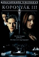 The Skulls III - Hungarian Movie Cover (xs thumbnail)