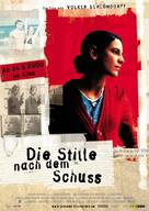 Stille nach dem Schuss, Die - German Movie Poster (xs thumbnail)