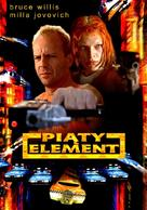 The Fifth Element - Polish DVD movie cover (xs thumbnail)