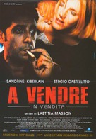 À vendre - Italian Movie Poster (xs thumbnail)
