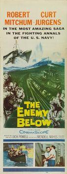 The Enemy Below - Movie Poster (xs thumbnail)