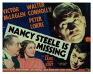 Nancy Steele Is Missing! - Movie Poster (xs thumbnail)