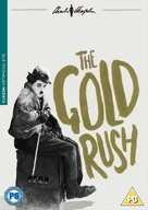 The Gold Rush - British DVD cover (xs thumbnail)