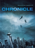 Chronicle - DVD movie cover (xs thumbnail)