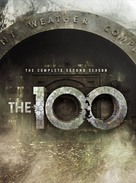 """The 100"" - DVD movie cover (xs thumbnail)"
