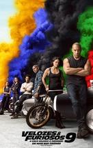 F9 - Brazilian Movie Poster (xs thumbnail)
