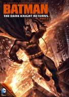 Batman: The Dark Knight Returns, Part 2 - DVD movie cover (xs thumbnail)