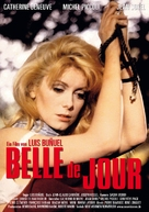 Belle de jour - German Movie Poster (xs thumbnail)