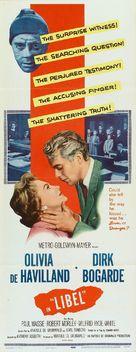 Libel - Movie Poster (xs thumbnail)