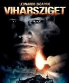 Shutter Island - Hungarian Blu-Ray cover (xs thumbnail)