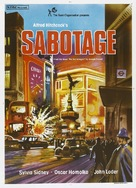 Sabotage - Indian Re-release poster (xs thumbnail)