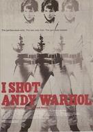 I Shot Andy Warhol - Japanese poster (xs thumbnail)