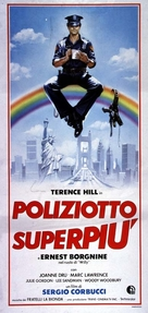 Poliziotto superpiù - Italian Movie Poster (xs thumbnail)