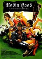 The Ribald Tales of Robin Hood - German Movie Poster (xs thumbnail)