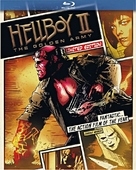 Hellboy II: The Golden Army - Blu-Ray movie cover (xs thumbnail)