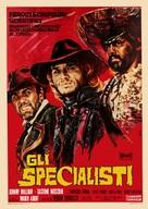 Gli specialisti - Italian Movie Poster (xs thumbnail)
