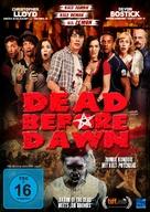 Dead Before Dawn 3D - German DVD movie cover (xs thumbnail)