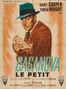 Casanova Brown - French Movie Poster (xs thumbnail)