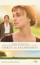 Pride & Prejudice - Estonian DVD movie cover (xs thumbnail)