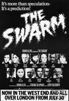 The Swarm - British Movie Poster (xs thumbnail)