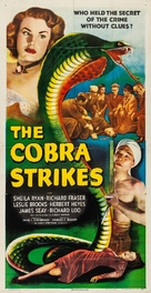 The Cobra Strikes - Movie Poster (xs thumbnail)