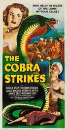 The Cobra Strikes - Movie Poster (xs thumbnail)
