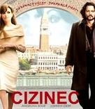 The Tourist - Czech Blu-Ray movie cover (xs thumbnail)
