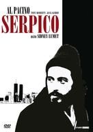 Serpico - Czech DVD movie cover (xs thumbnail)