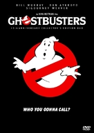 Ghostbusters - DVD movie cover (xs thumbnail)
