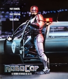 RoboCop - Spanish Movie Cover (xs thumbnail)