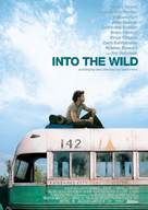Into the Wild - Swedish Movie Poster (xs thumbnail)