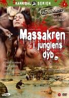 Mangiati vivi! - Danish DVD cover (xs thumbnail)