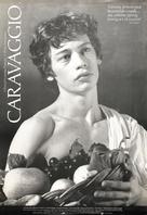Caravaggio - British Movie Poster (xs thumbnail)