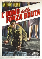 The Wild Party - Italian Movie Poster (xs thumbnail)
