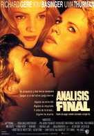 Final Analysis - Spanish Movie Poster (xs thumbnail)