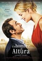 Un homme à la hauteur - Spanish Movie Poster (xs thumbnail)