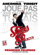 Stars 80 - French Movie Poster (xs thumbnail)
