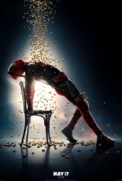 Deadpool 2 - Singaporean Movie Poster (xs thumbnail)