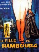 Fille de Hambourg, La - French Movie Poster (xs thumbnail)