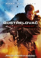 Shooter - Czech DVD cover (xs thumbnail)