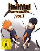 """Haikyuu!!"" - German Blu-Ray movie cover (xs thumbnail)"
